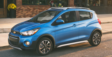 Chevrolet Spark Reportedly the Next Model on the Chopping Block for Chevy