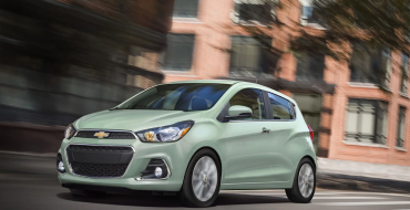 2018 Chevrolet Spark Overview