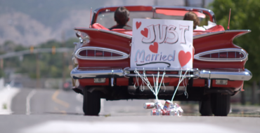 Why Do We Fasten Tin Cans to Newlyweds' Car Bumpers?