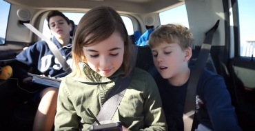 Chevrolet-Sponsored Survey Reveals Stressors on Family Road Trips