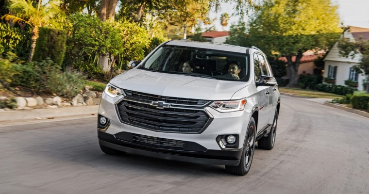 Family-Friendly Tech Accessories for Your Chevy Traverse