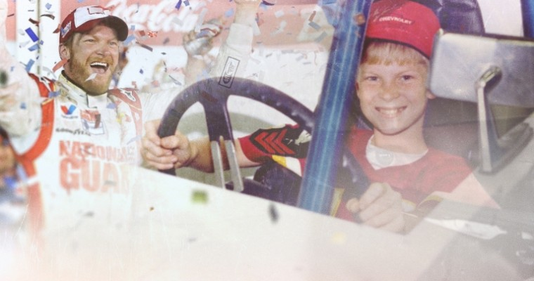 Chevrolet Creates Moving Tribute to Retiring NASCAR Racer Dale Earnhardt Jr.