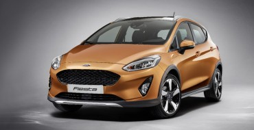 New Fiesta Deliveries Give Ford Europe a Bump in October Sales