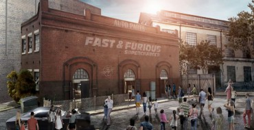 "Universal Studios Provides a Behind-the-Scenes Look at its Upcoming ""Fast & Furious: Supercharged"" Attraction"