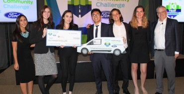 """University of Pittsburgh Team Wins Ford C3 """"Making Lives Better by Changing the Way People Move"""" Challenge"""