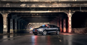Ford Introduces Special Service Plug-In Hybrid Sedan, World's First Plug-In Hybrid Police Vehicle
