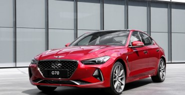 New Details Revealed on Upcoming Genesis G70 Luxury Sedan [PHOTOS]