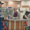 Who's That Woman in the Kyle Busch NOS Rowdy Commercial?