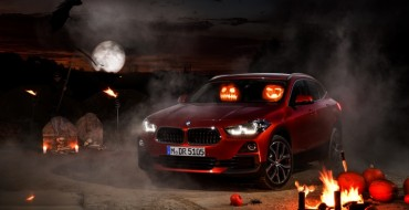 BMW Unveils Orange X2 Model for Halloween