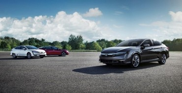 Honda Clarity Series Named 2018 Green Car of the Year