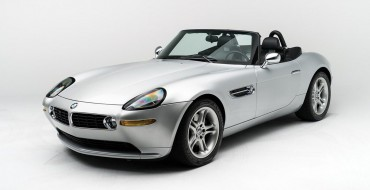 BMW Z8 Once Belonging to Steve Jobs Up for Auction in December
