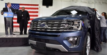 Giving Thanks for Giving Back: Ford Gifts 2018 Ford Expedition to Harvey-Affected Houston Pastor