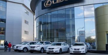 A Surplus of Used Luxury Sedans Have Begun Piling Up on Dealership Lots