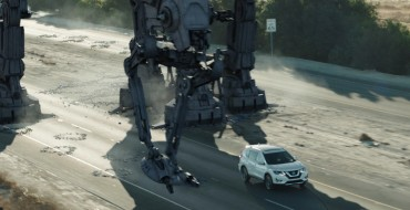 New Nissan Collaboration With 'Star Wars' Highlights New Technology