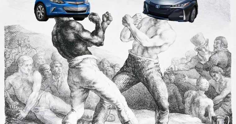 Toyota Prius Prime vs. Chevrolet Volt: Who Will Win in 2018?