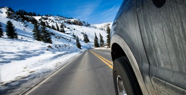 Maintain Proper Tire Inflation for Safe Winter Driving