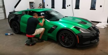The New Trend of Car Wraps