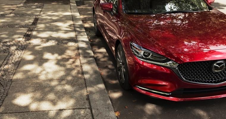 Mazda Announces Re-Engineered Mazda6 for LA Auto Show