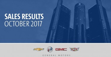 General Motors Sales Down in October; Crossovers Help Drive High ATPs