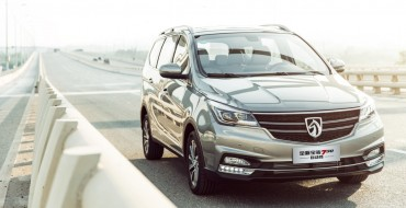 Baojun 730 AT Hits the Streets in China (Spoilers: AT Stands for Automatic Transmission)