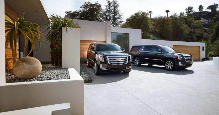 The Cadillac Escalade Celebrates its 20th Birthday