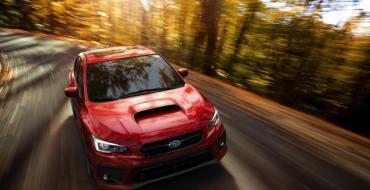 2018 Subaru WRX Overview