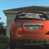 Woman in Need of Kidney Uses Her Car to Advertise