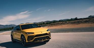 Lamborghini Reveals 190-MPH Urus SUV