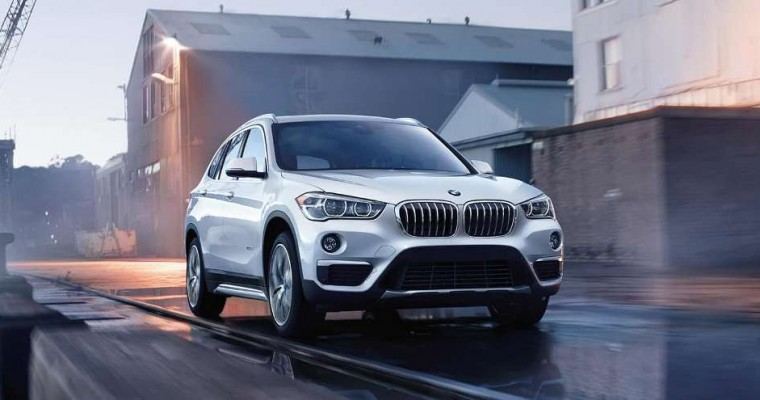 2018 BMW X1 Overview