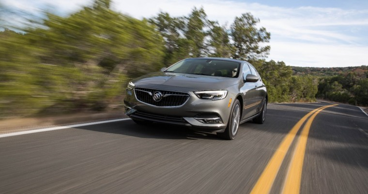 The Luxury Avenir Trim Is Coming to Buick Regal in 2019
