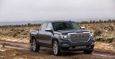 GMC Closes Out 2017 With Record-Best ATPs, Denali Penetration