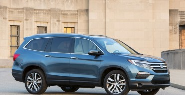 2018 Honda Pilot Goes on Sale for Under $31,000