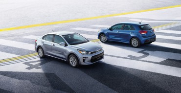 2018 Kia Rio Ranks as One of the 10 Best Vehicles for Hispanic Families