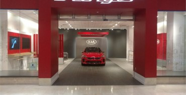 "Interactive ""Stinger Salons"" Give Drivers Immersive Experience of All-New Kia Stinger"