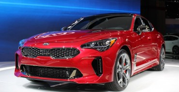New Kia Stinger Earns Five-Star Safety Rating from Euro NCAP