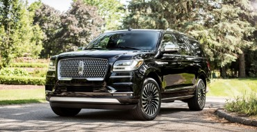 2018 Lincoln Navigator Overview