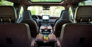 2021 Lincoln Navigator Tops List of Most Comfortable SUVs