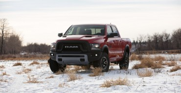 Best Pickup Truck Title Awarded to 2018 Ram 1500 by Auto Journalists