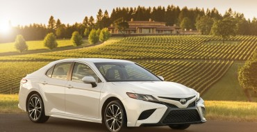 Toyota SUVs and Trucks Still on the Rise as Camry Regains Best-Selling Title