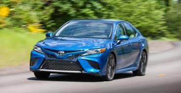 Toyota Earns 11 IIHS 2018 Safety Awards