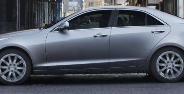 2018 Cadillac ATS Sedan Overview