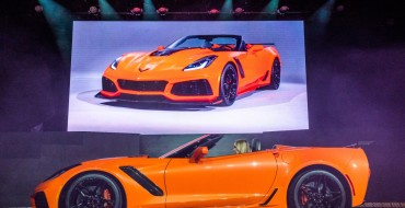 The 2019 Chevy Corvette ZR1 Convertible is Going to Be Every Bit as Insane as the Coupe