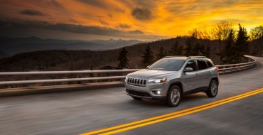 Jeep Releases Official Images of the Redesigned 2019 Jeep Cherokee [Photos]