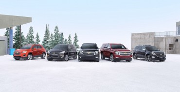 "Chevrolet SUVs Awarded Kelley Blue Book ""Best Family Car"" Awards for Three 2018 Models"