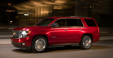 What's Changing for the Chevy Tahoe in 2019?
