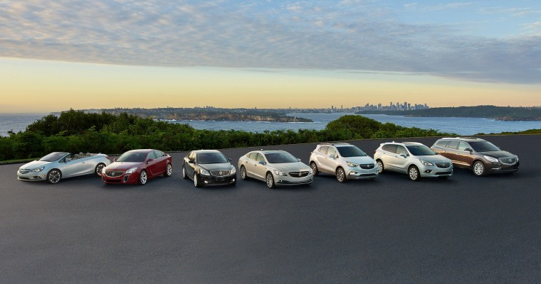 What to Expect from Buick's 2018 Lineup