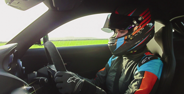 The Grand Tour Introduces New Test Driver But Doesn't Say Her Name