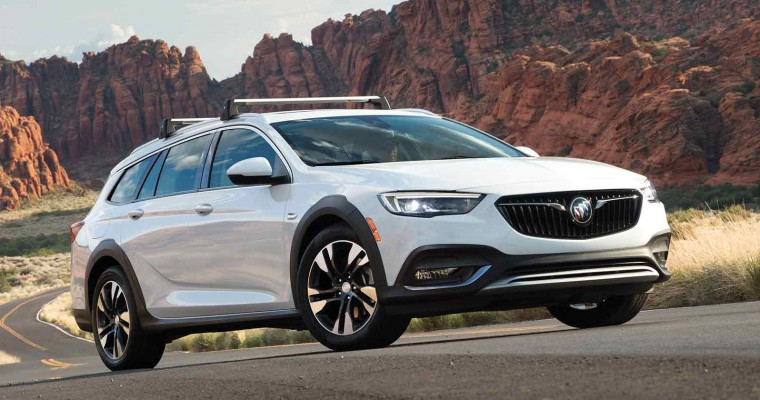 Buick Looks to Reshape Its Lineup as It Finishes 2018 with a 5.6 Percent Sales Loss