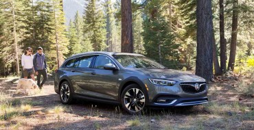 2019 Buick Regal TourX Overview