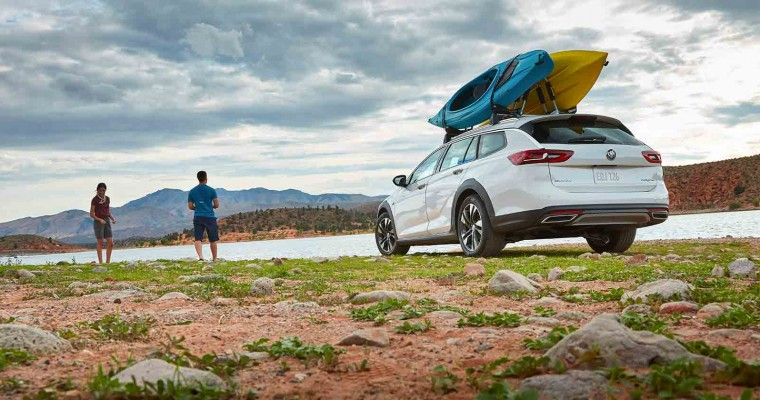 Are the Buick Regal TourX and Sportback's Days Already Numbered?